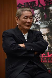 北野 武がニコ生に初出演、「バカヤロー」と「コノヤロー」の違いを解説
