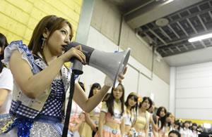 AKB48の2012年を追った映画『DOCUMENTARY of AKB48』が公開決定