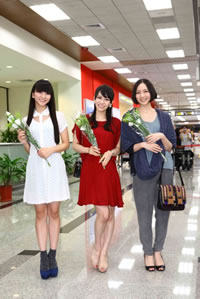 Perfume、ワールド・ツアー初日を飾った台湾公演が大盛況!