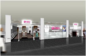 HMVが7年ぶりに都内へ新規出店、「HMV PREMIUM 丸善丸の内」が11月末オープン