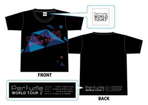 Perfume、ライブビューイング会場でツアー・グッズが販売決定!