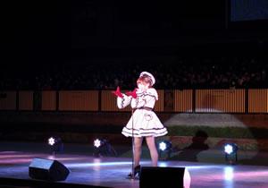 AKB48・河西智美が初ソロ・ライヴ開催! デビュー曲「まさか」を披露