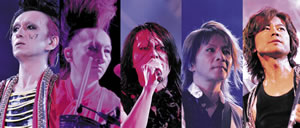 〈BUCK-TICK FEST 2012 ON PARADE〉の模様を収めたDVD&Blu-ray発売!