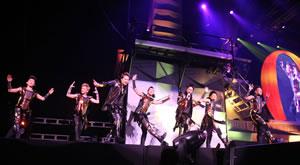 三代目 J Soul Brothers、ツアー最終日にEXILEがサプライズ出演!