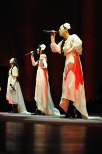 Kalafinaのクリスマス・ライヴ〈Kalafina with Strings〉開催!