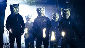 MAN WITH A MISSION、『ミュージックステーション』初出演決定!