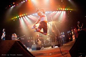KEMURIのリユニオン・ツアーDVDが発売決定! 〈AIR JAM 2012〉映像も収録