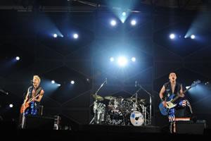 DCT、Perfume、KARA、リンゴ・スター出演! 〈U-EXPRESS LIVE 2013〉をレポート