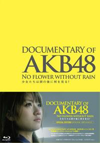 『DOCUMENTARY OF AKB48』ブルーレイ&DVDが発売決定!