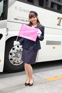 河西智美、CD購入特典バス・ツアーで演歌歌手にも挑戦!