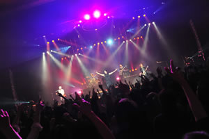 BUCK-TICK、3月11日に東日本復興支援チャリティ・ライヴを開催