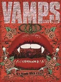 VAMPS、ZEPPでの籠城型ライヴ・ツアー〈VAMPS LIVE 2013〉開催決定!