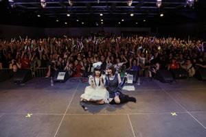 春奈るな×藍井エイルが『ソードアート・オンライン』のスペシャル・コラボをアメリカで披露!