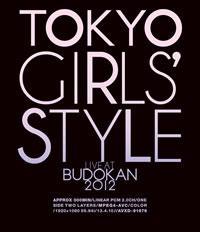 東京女子流、日本武道館ライヴのBD&DVD発売!
