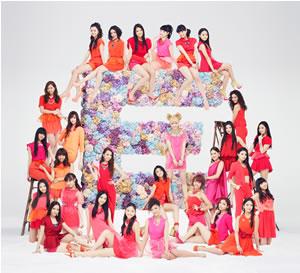 E-girls、1stアルバム『Lesson 1』がオリコンデイリー初登場1位!
