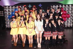吉川 友、さくら学院、PASSPO☆出演イベント〈女の子図鑑〉開催!