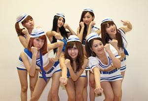 台湾のお天気アイドル・ウェザーガールズが気象予報士を目指します!