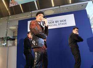 KEITA(w-inds.)、12年ぶりに渋谷でフリー・ライヴ開催!