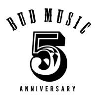 Nabowa、次松大助などが所属する「bud music」レーベルが5周年記念ツアーを開催