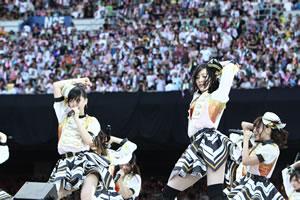 SKE48、新曲「美しい稲妻」を選抜メンバーで初歌唱