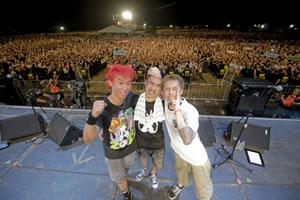 Hi-STANDARD『Live at TOHOKU AIR JAM 2012』のトレーラー映像が公開