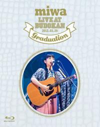 miwa、ライヴBD&DVDのアートワークを発表