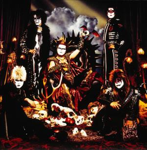 聖飢魔II、ソニー時代の教典一挙83曲が配信