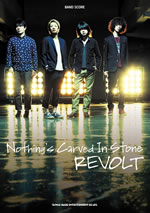 Nothing's Carved In Stone『REVOLT』のマッチング・バンド・スコアが登場