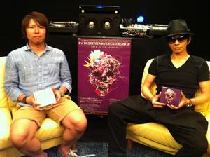 DJ DECKSTREAM、『魔法少女まどか☆マギカ』の「コネクト」リミックスをニコ生で披露