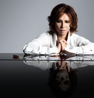 YOSHIKIがニコ生初登場、アメリカでの初ソロ・パフォーマンスを日本独占生中継