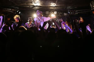 THE CHERRY COKE$、ツアー・ファイナルは赤坂BLITZへ