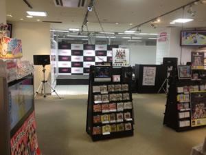 小桃音まい、AeLL.、Giselle4など来店、HMV三宮がリニューアル・オープン