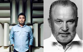 〈WIRE13〉開催直前、石野卓球×ジョルジオ・モロダーの対談がニコ生で独占放送