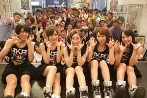 ひめキュンフルーツ缶、「HIMEKYUN SHOP」でイベント開催