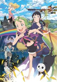 アニメ映画『魔女っこ姉妹のヨヨとネネ』韓国で公開、スタート好調