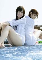 乃木坂46の写真集『乃木坂派』が発売決定、初の水着ショットを披露
