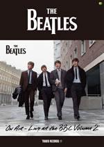 ビートルズ『BBC Vol.2』発売記念キャンペーンがタワレコ全店で開催