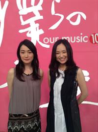 安藤裕子が永作博美と対談、『僕らの音楽』へ出演