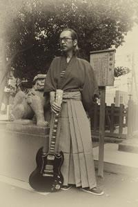 『ギター・マガジン』12月号は、和嶋慎治(人間椅子)の音源付き