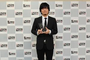 2013年「年間USEN HITランキング」が発表、J-POPランキング1位は秦 基博「Girl」