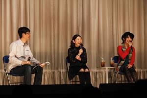桑島法子、三石琴乃ら登場、TVアニメ『NOIR』のオールナイト上映イベントが開催