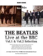 ビートルズ『ライヴ・アット・ザ・BBC』からセレクトしたバンド・スコアが発売決定