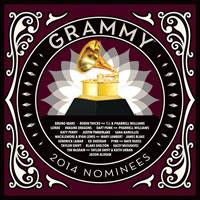 洋楽コンピ『2014 GRAMMY(R)ノミニーズ』全収録曲が決定、iTunesでは先行予約スタート