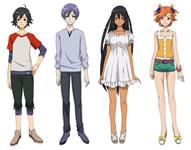 入野自由、神谷浩史ら出演、4月放送TVアニメ『キャプテン・アース』のキャストが発表