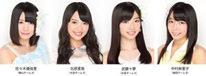 AKB48がアルバム発売を記念して「ニコ生」スペシャル番組に出演決定