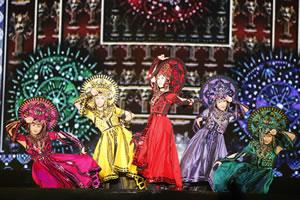 ももいろクローバーZ、「GOUNN」ツアーのファイナル公演がBlu-ray&DVD化