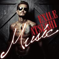 EXILE ATSUSHIが清木場俊介とコラボ、2ndアルバム『Music』の全貌が明らかに