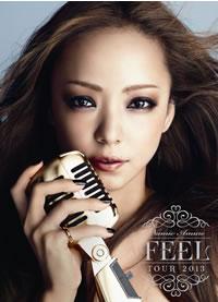 安室奈美恵『namie amuro FEEL tour 2013』、DVD&BD両部門を制覇