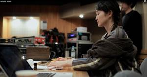 安藤裕子、アルバムのレコーディング映像を公開