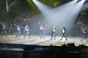 三代目 J Soul Brothersのツアーが千秋楽